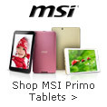 Shop MSI Primo Tablets