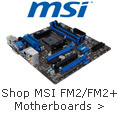Shop MSI FM2/FM2+ Motherboards
