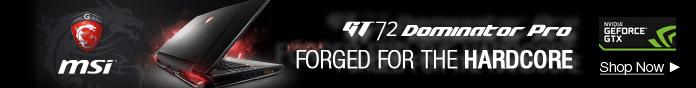 GT72 DOMINATOR PRO