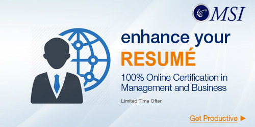 Enhance Your Resume