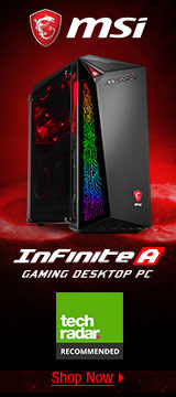 Infinite A GAMING NEVER STOPS