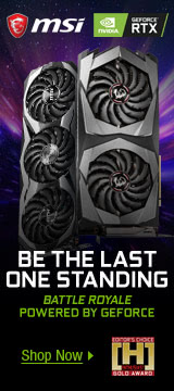 BE THE LAST ONE STANDING