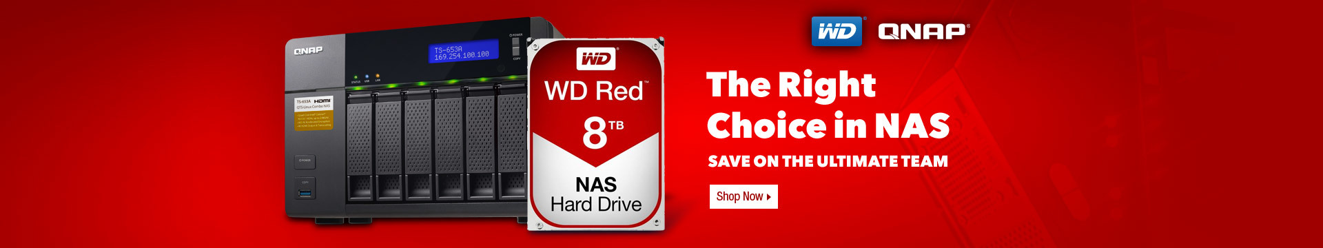 The Right Choice in NAS