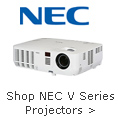 Shop NEC V Series Projectors