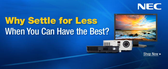 Why Settle for Less, When You Can Have the Best?