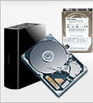 10% OFF Any External HDD