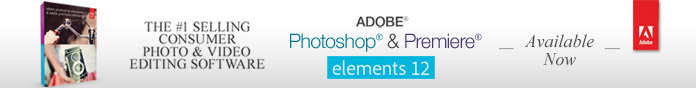 Adobe Photoshop and Premiere Elements 12