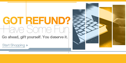 Got Refund?