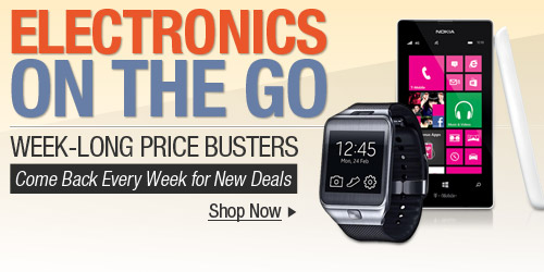 Week Long Price Busters