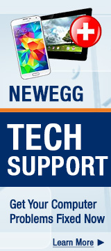 Newegg Tech Support