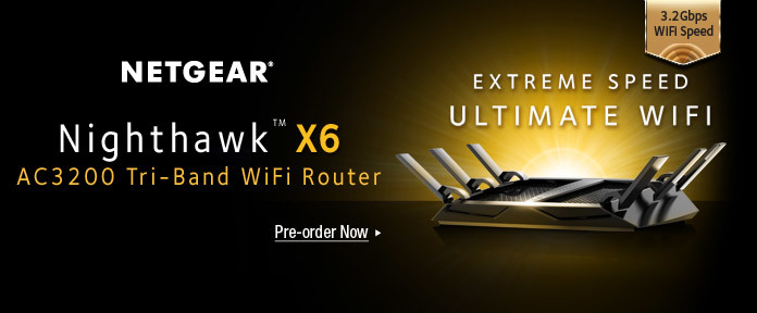 EXTREME SPEED ULTIMATE WIFI