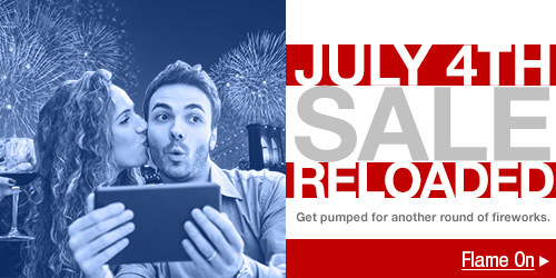 July 4th Sale Reloaded