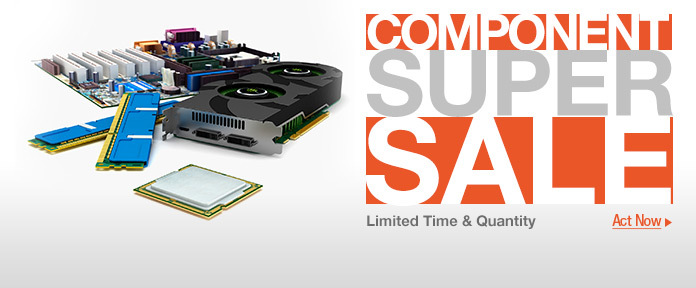 Component Super Sale Limited Time and Quantity