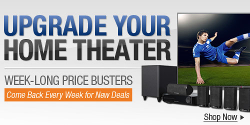 Upgrade Your Home Theater