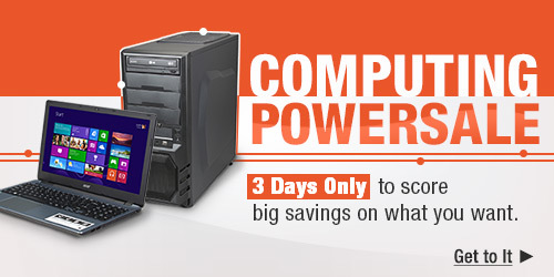 COMPUTING POWERSALE