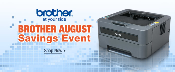 Brother August Savings Event