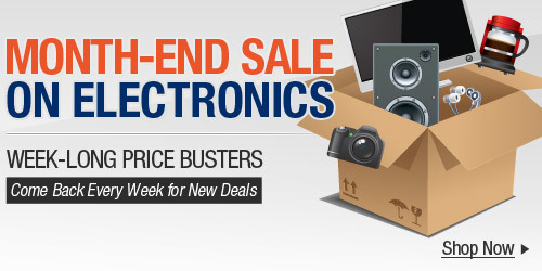 Week-Long Price Busters
