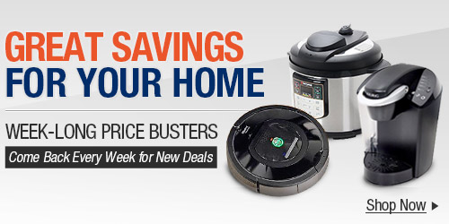 Great Savings for Your Home