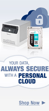 Your Data,Always Secure with a Personal Cloud