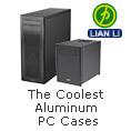 The Coolest Aluminum PC Cases