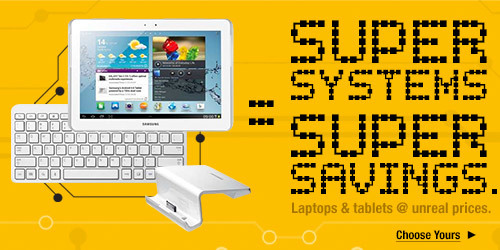 Super Systems Sale