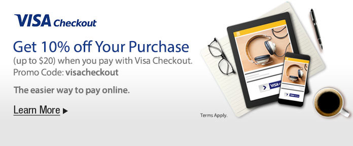 Visa Checkout  The easier way to pay online
