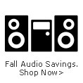 FALL AUDIO SAVINGS