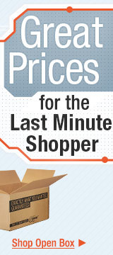 Great Prices for the Last Minute Shopper