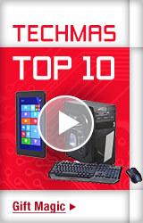 Techmas Top 10