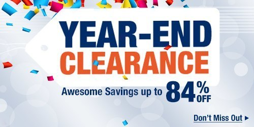 Year-End Clearance