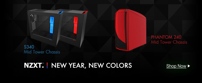 New year, new colors