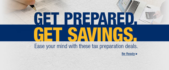 Ease Your Mind with Tax Prep Deals