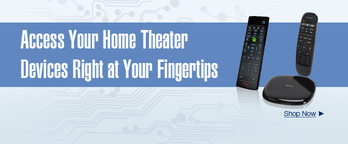 Your devices right at your fingertips