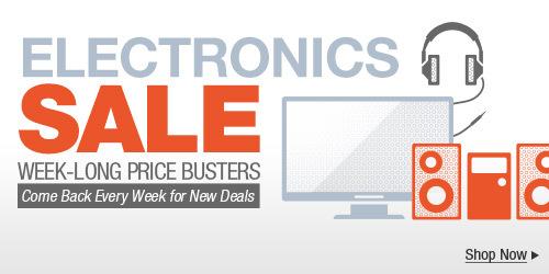 Electronics Sale