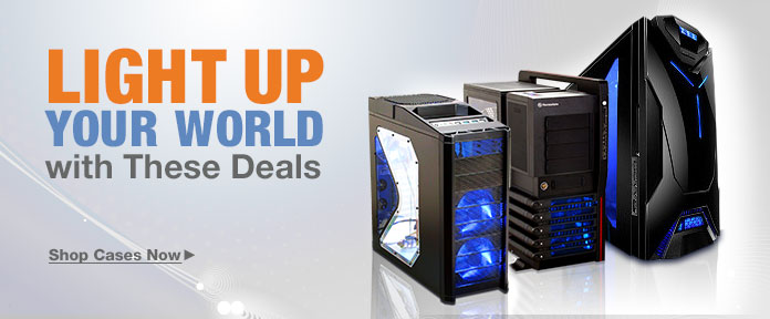 Light Up Your World w/ These Deals