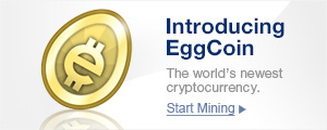 Introducing EggCoin