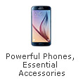 Powerful Phones,Essential Accessories