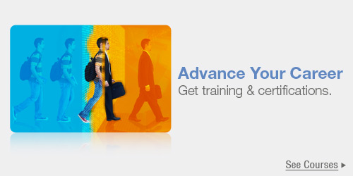 Advance Your Career