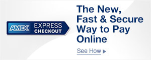 THE NEW, FAST & SECURE WAY TO PAY ONLINE
