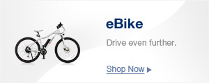 eBike  Drive Even Further