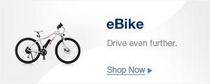 eBike  Drive Even Further