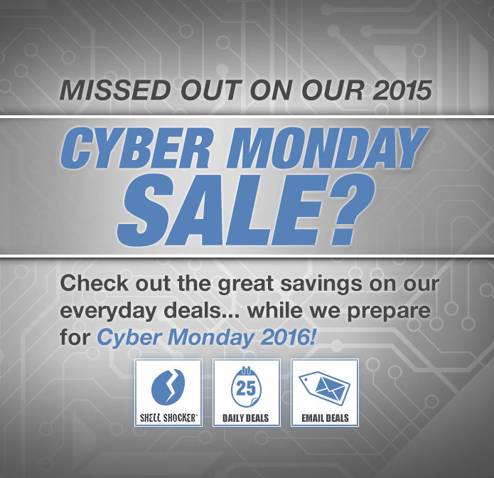 Cyber Monday 2015 Deals & Sales