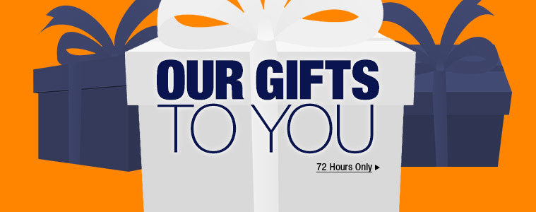 Our Gifts To You