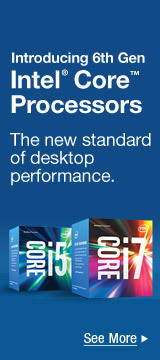 Introducing 6th Gen Intel Core Processors