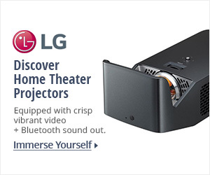 Discover Home Theater Projectors