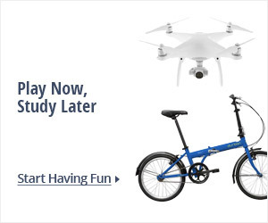 Play Now, Study Later