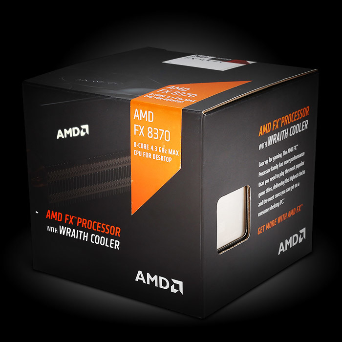featured AMD FX-series processor