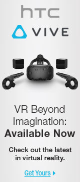 VR beyond imagination: available Now