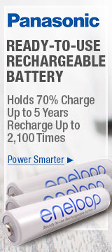 Ready-to-use Rechargeable Battery