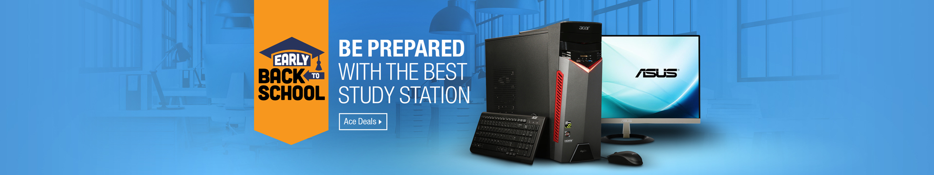 Be Prepared With The Best Study Station